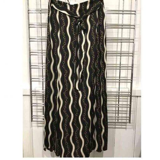 Bridal print skirt