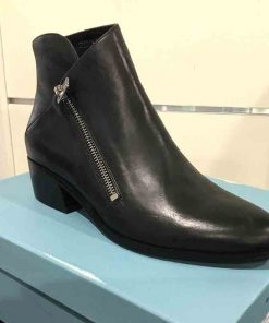 LOCHAP by Django & Juliette - Navy Boots