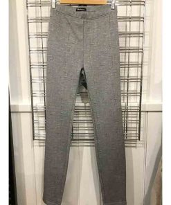 Super skinny leg pants grey