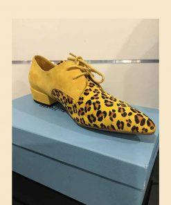 Egos low heel shoe